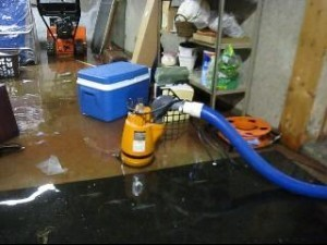 Flooded Basement in Hawthorne NJ