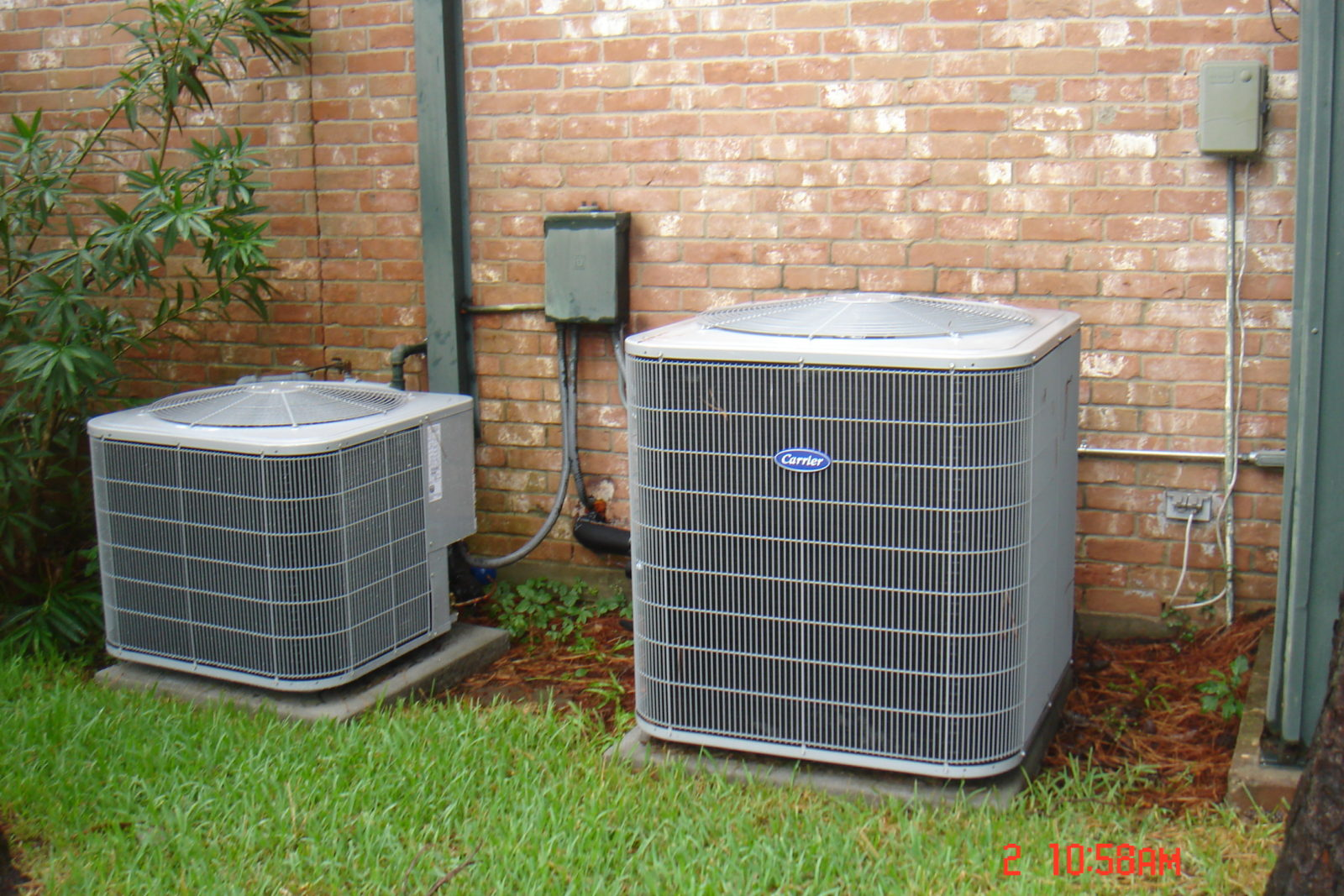 400 Off Any New Central Air Conditioner System Installation just  #496B26