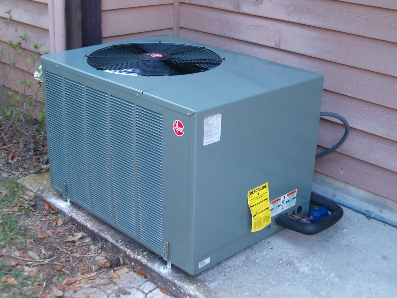 affordable rheem central air conditioning installer in newark, nj
